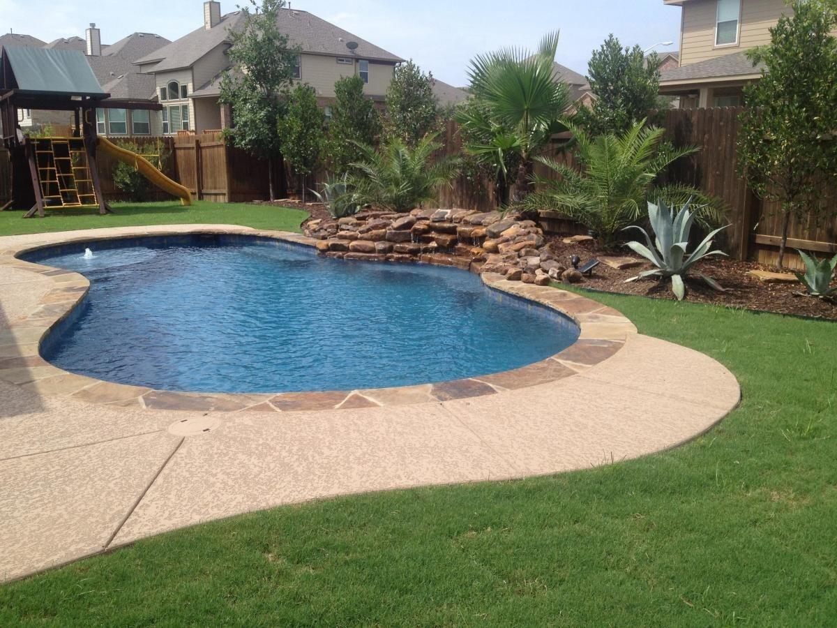 Free Form Pools New Wave Pools Austin