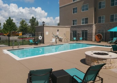 commercial pool builder austin texas