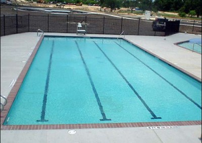 Commercial Lap Pool - East Metro - New Wave Pools Builder