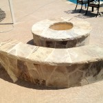 fire pit - new wave pools austin pool builder - photo gallery