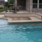 Pool Bar - new wave pools austin pool builder - photo gallery