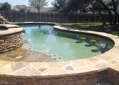 new wave pools austin pool builder - photo gallery