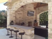 Fire Pits, Outdoor Kitchens, Pergolas