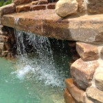 Grotto Pool Features - new wave pools austin pool builder - photo gallery