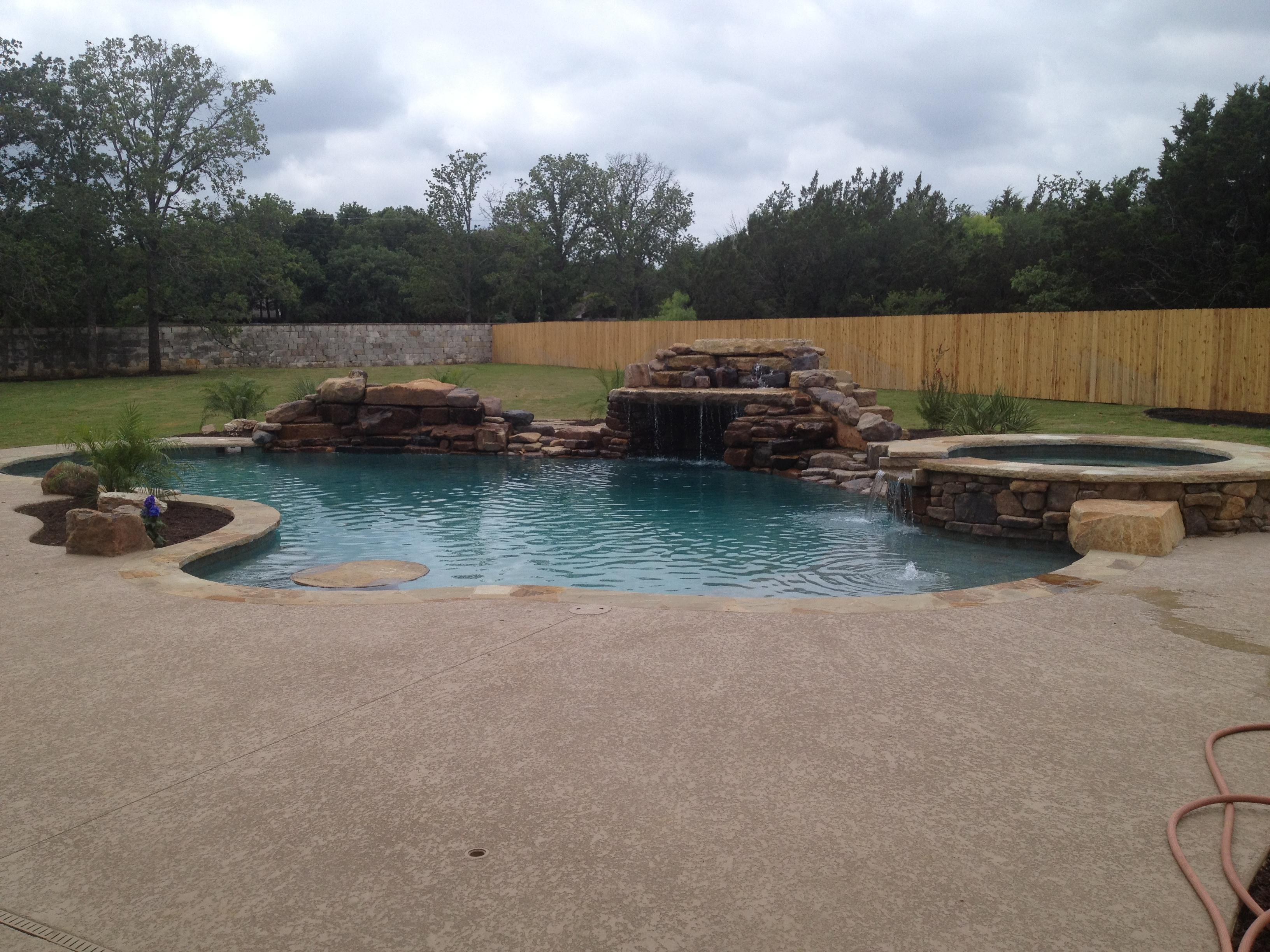 grotto features new wave pools austin