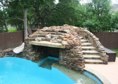 Portfolio - Steps & Ledges Austin Custom Pool Builder
