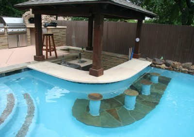 fire Pits - outdoor kitchens - pergolas