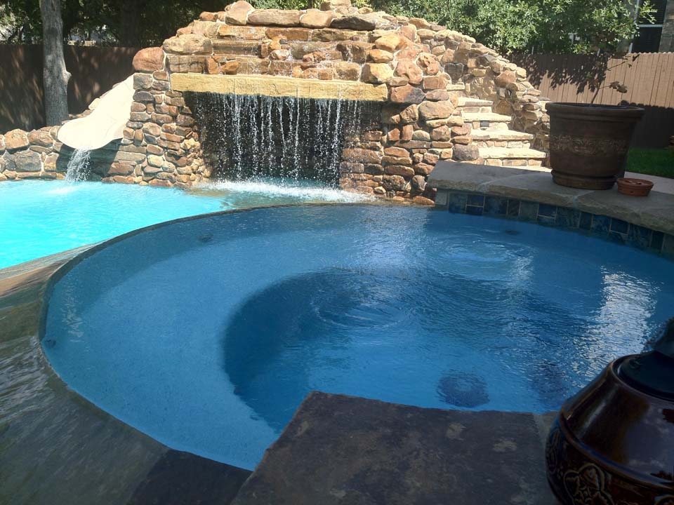 Custom Pools & Spas Austi