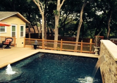 custom pool builder austin texas