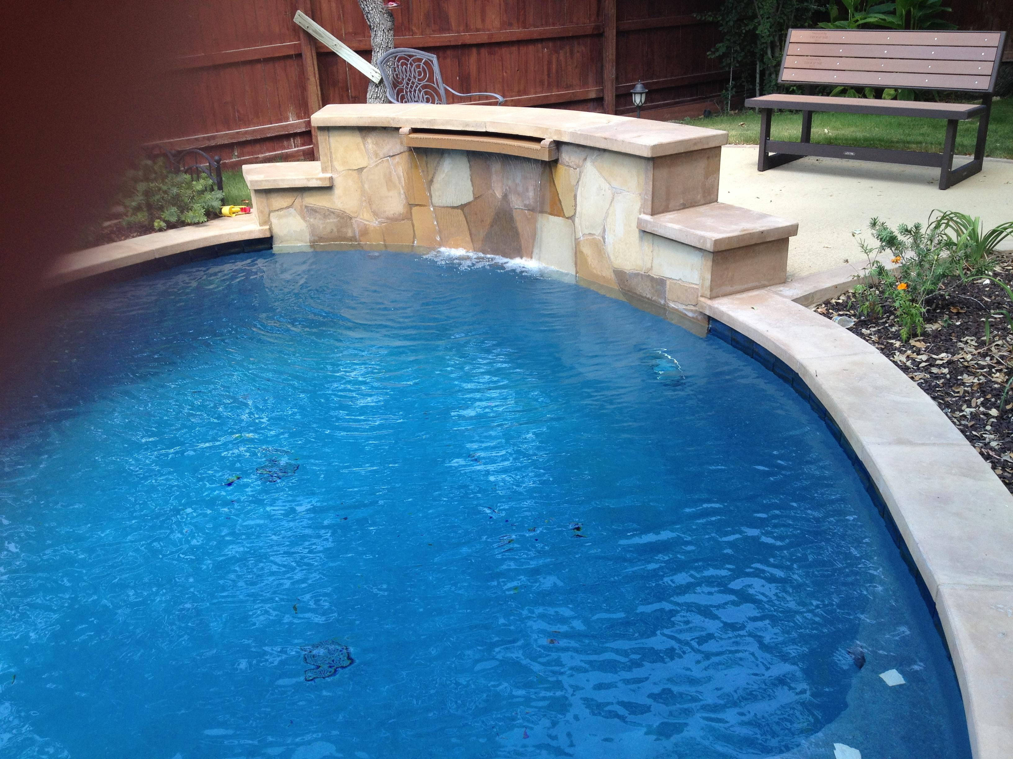 raised walls and spillway features new wave pools austin